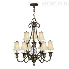 Люстра Hinkely Lighting, Арт. HK/PLANT10 PZ